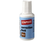 Korrigeringsvätska STAPLES 20ml