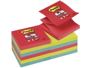 Notes POST-IT SS Z BoraBora 76x76mm12/FP