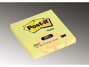 Notes POST-IT recycled gul 76x76mm