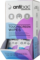 Antibac Touchscreen wipes 95-pack