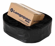 Longopac Mini Black 60m Clips