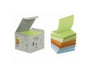 Notes Z-block POST-IT 100%recy paste6/FP