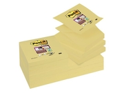 POST-IT SuperSticky Z-bl 76x76mm gul