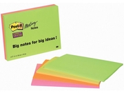 Notes POST-IT Super Sticky 125x200mm2/FP